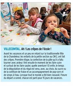 Villecomtal – Ecole Saint-Joseph