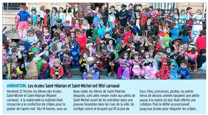 Espalion – Ecoles Saint Michel et saint Hilarian