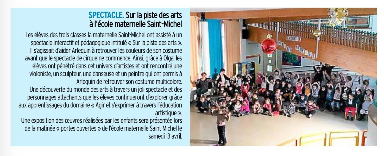 Espalion – Ecole Saint Michel