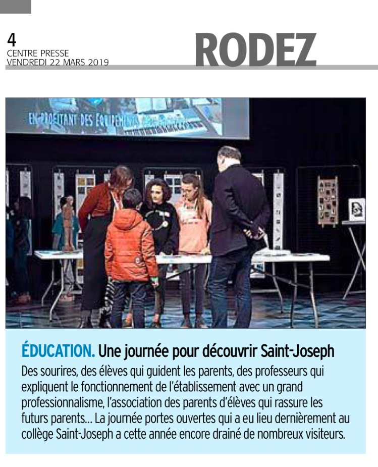 Rodez – Collège Saint Joseph