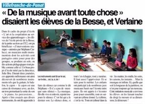 La Besse-Vors – Ecole Marie Immaculée