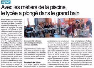 Rignac – Lycée agricole privé