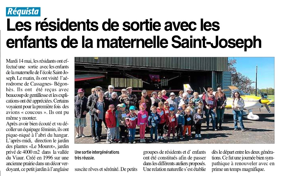 Réquista – Ecole Saint Joseph