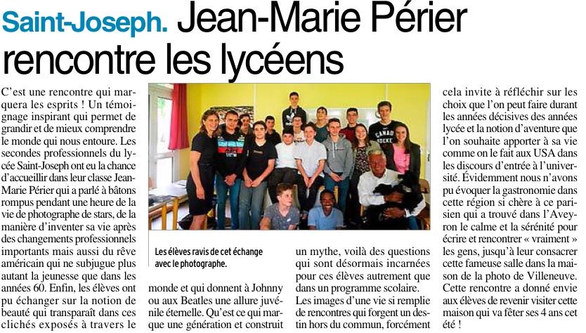 Villefranche de Rouergue – Lycée Saint Joseph