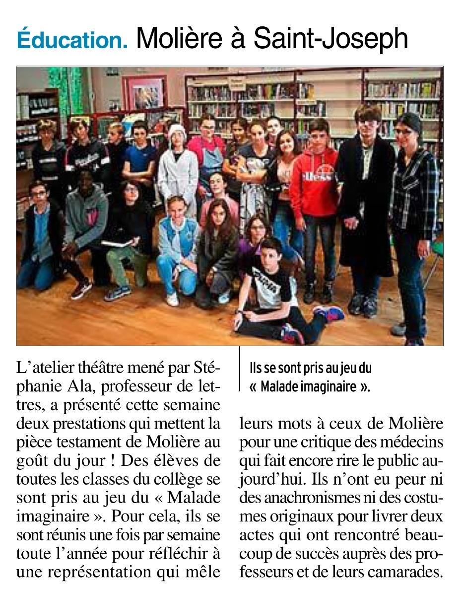 Villefranche de Rouergue – Lycée Saint-Joseph