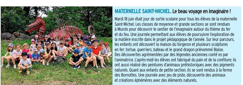 Espalion – Ecole Maternelle Saint Michel