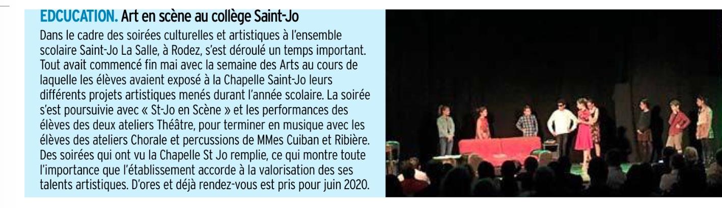 Rodez – Ensemble scolaire Saint Joseph