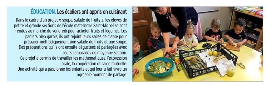 Espalion – Maternelle Saint Michel