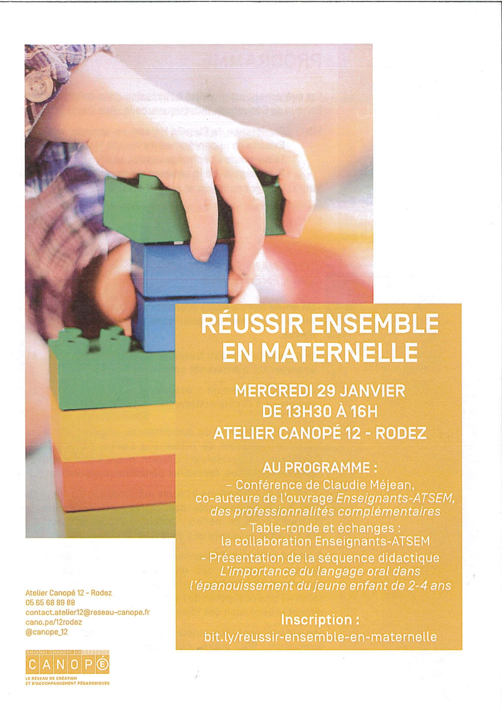 29-01-2020 Atelier Canope