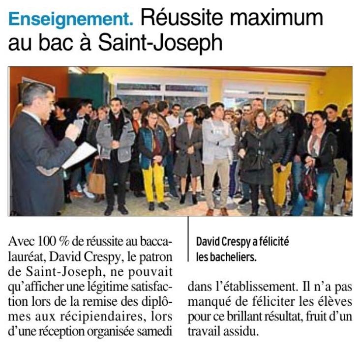 Villefranche-de-Rouergue – Lycée Saint Joseph