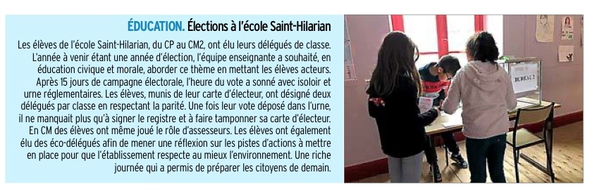 Espalion – Ecole Saint-Hilarian