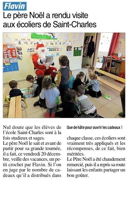 Flavin – Ecole Saint Charles