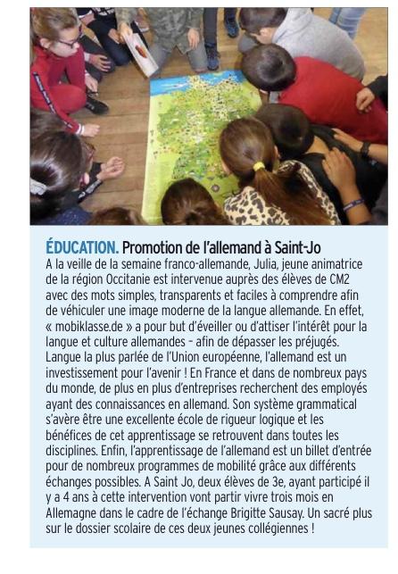 Rodez – Ecole Saint Joseph