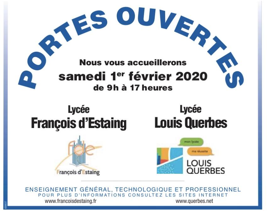 Rodez – Lycées Querbes et François d'Estaing