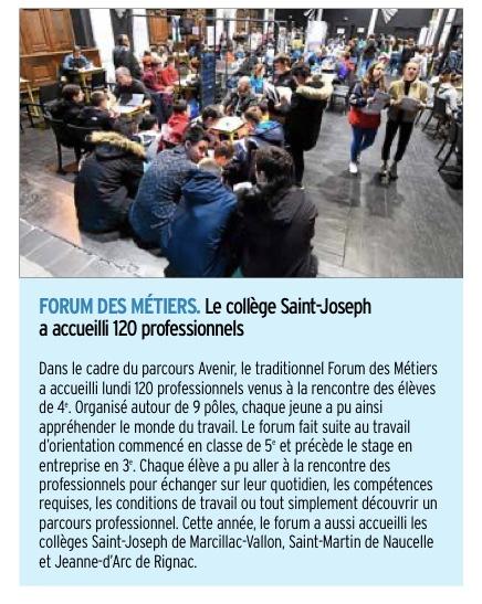 Rodez – Collège Saint-Joseph