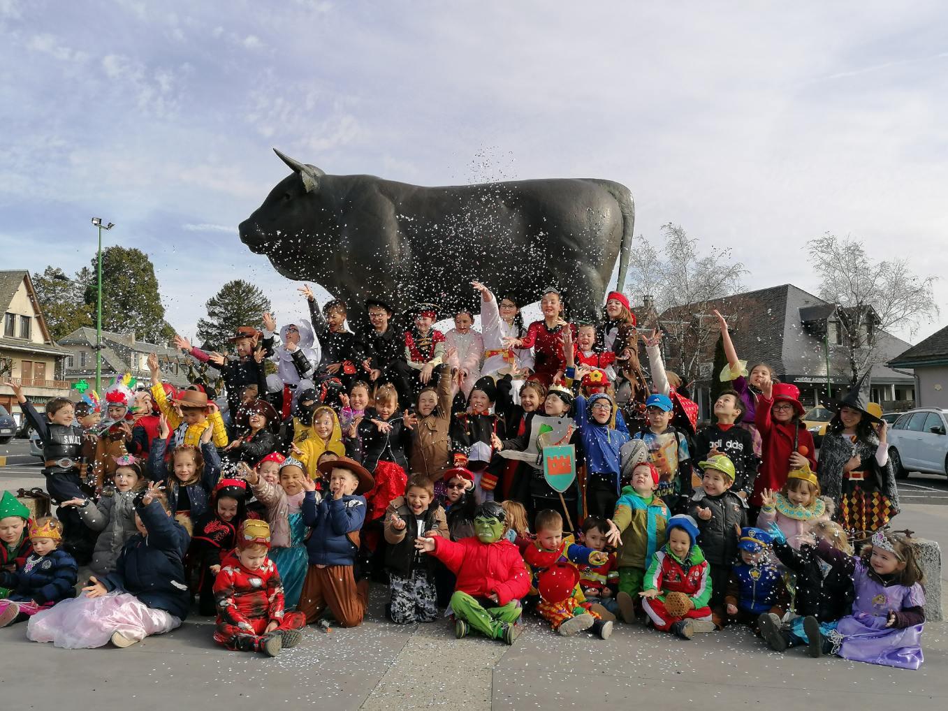 Laguiole - Carnaval 2020