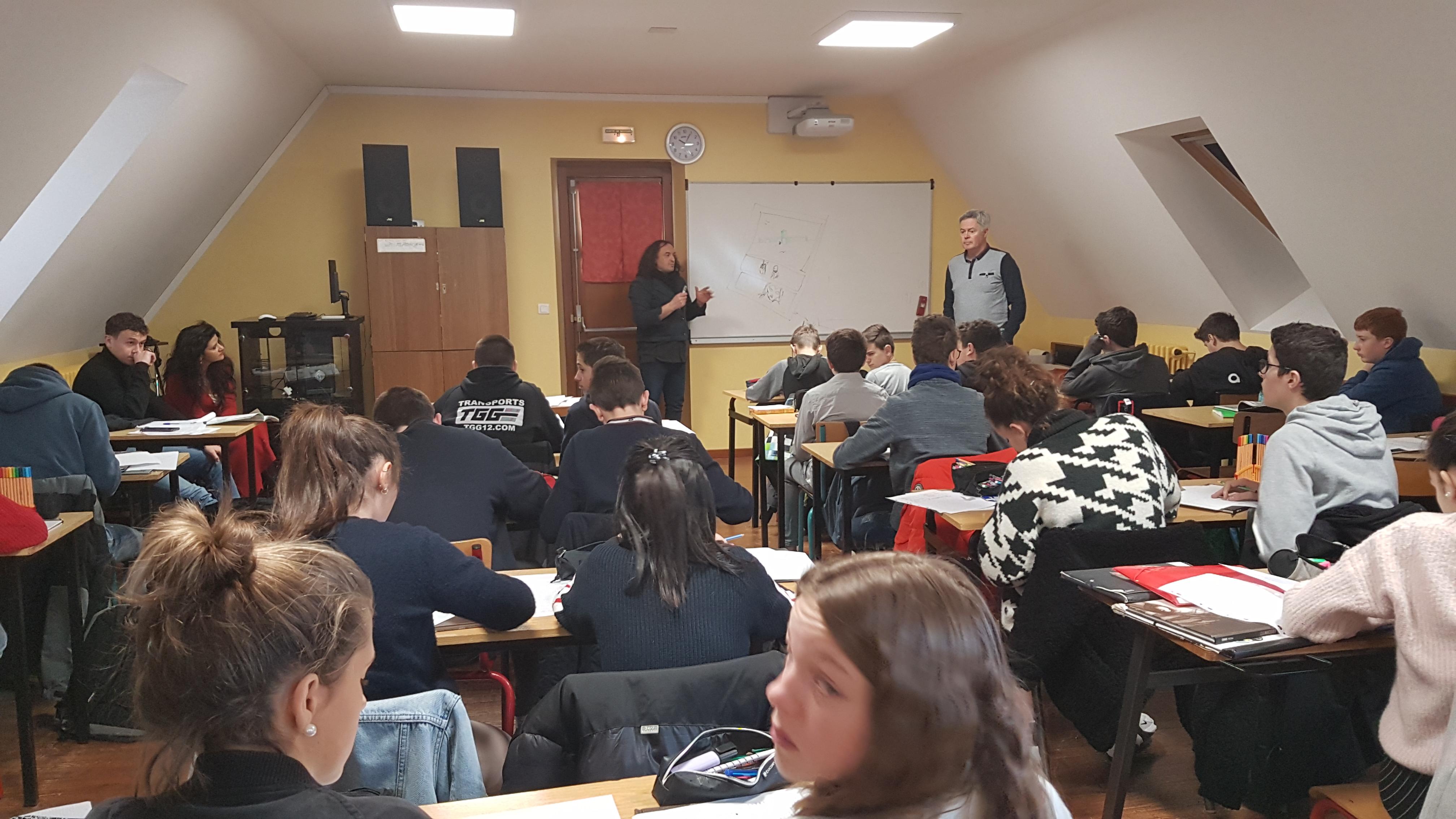 Laguiole - Concours Bulle de Mémoire - Janv2020