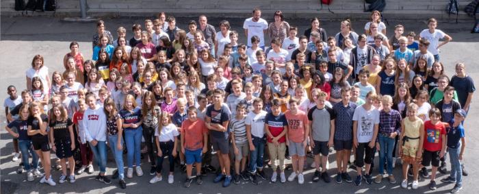 Capdenac - Ecole Collège février 2020