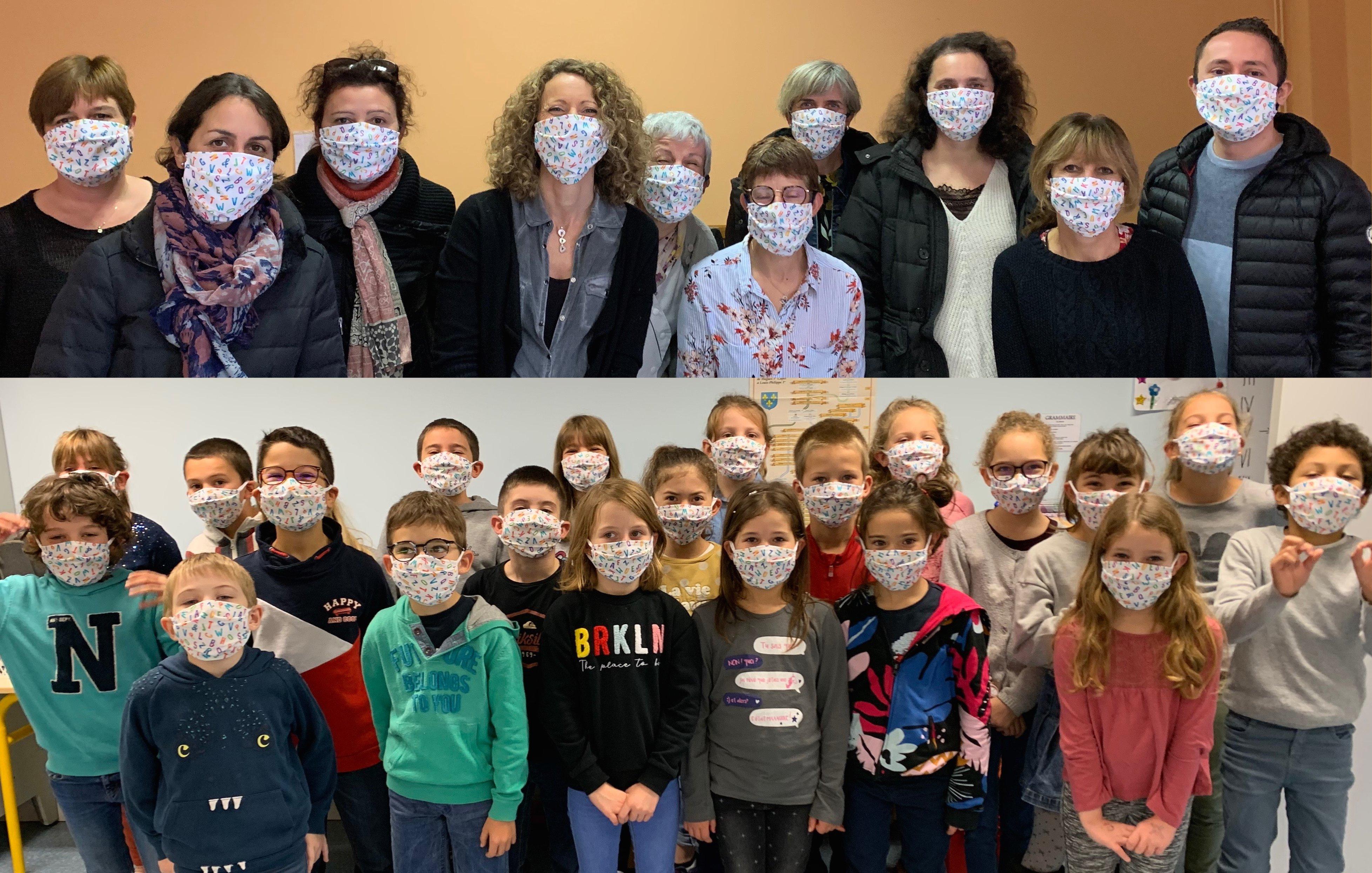 Rignac - Ecole St Joseph -masques nov 2020-3