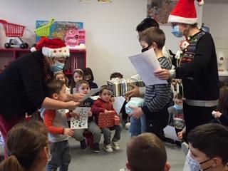 Salles-Curan - Noël 2020