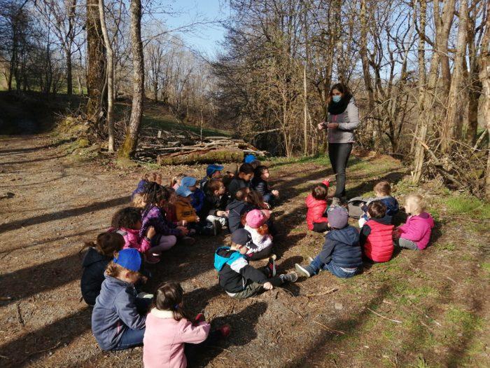 Laguiole - St Matthieu - Maternelle - Avril 2021
