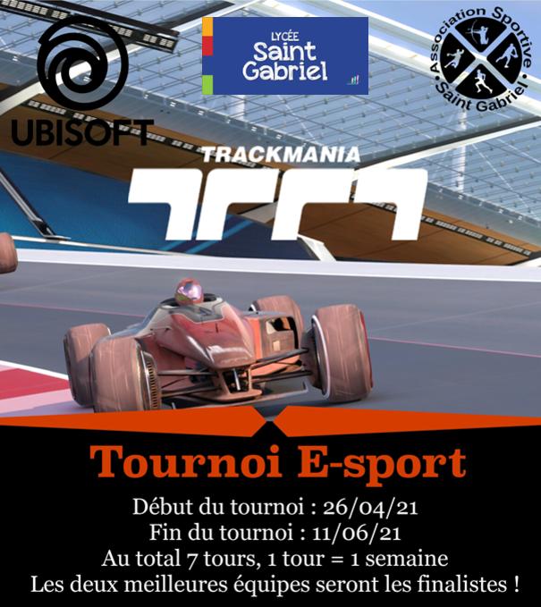 Saint-Affrique - St Gabriel - Tournoi E-SPort