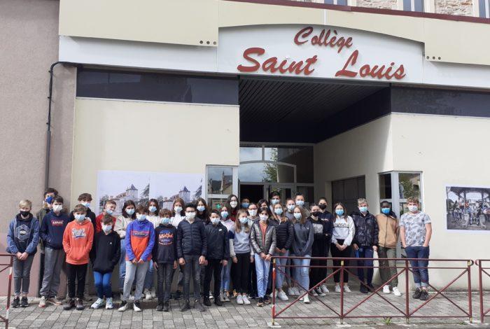 Collège St Louis - Capdenac - Photo mai 2021