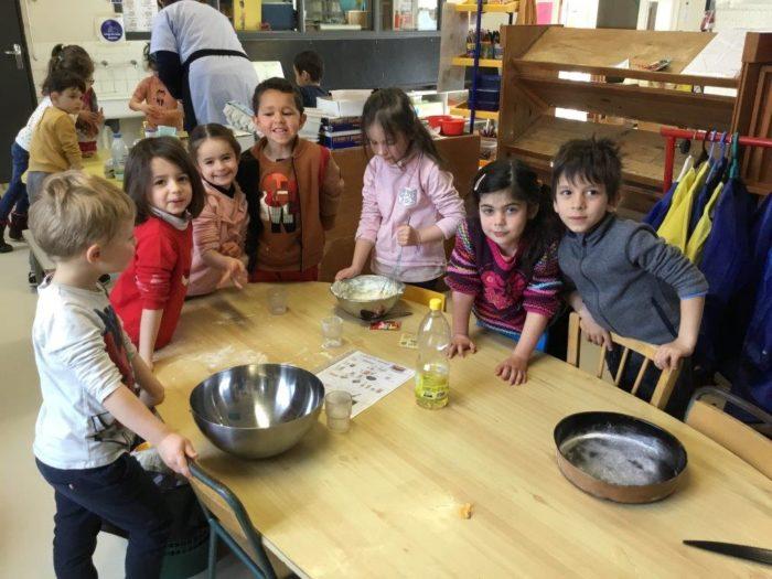 Espalion - St Michel - cuisine 2021 - 2