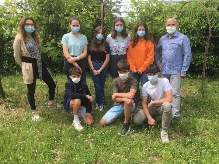 Montbazens - Collège st Géraud - Lauréat Concours Résistance 2021