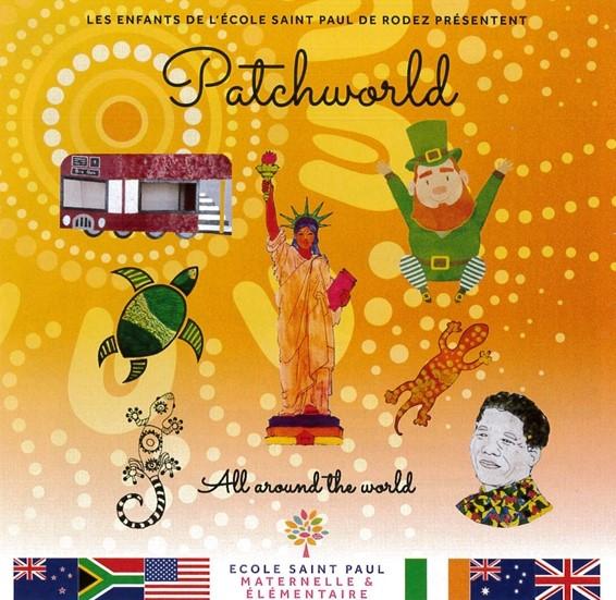 Rodez - St Paul - Projet PatchWorld 2021